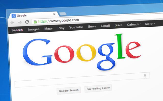 google, vyhledávač