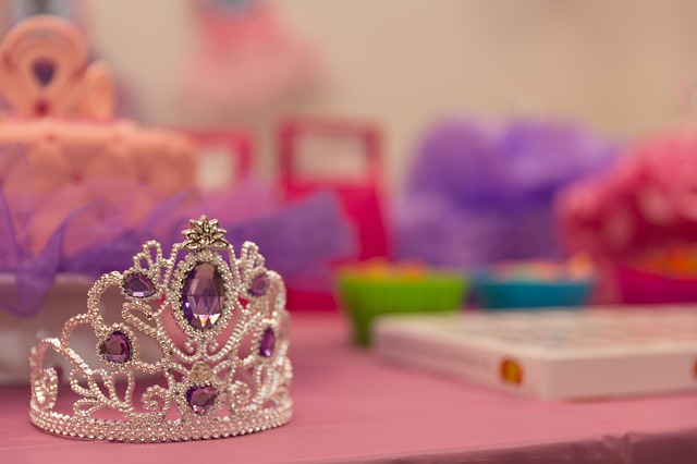 potřeby malé princezny