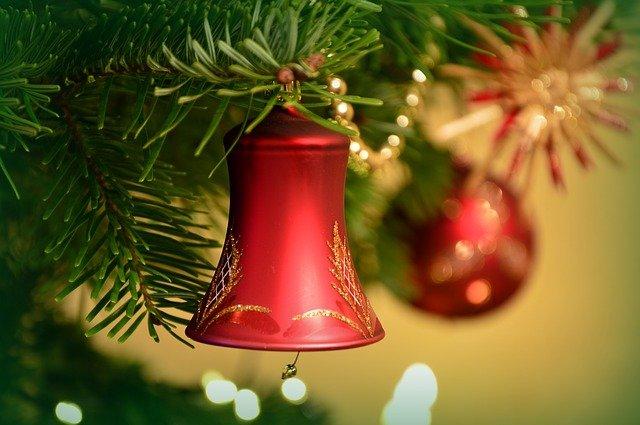 červený zvonek