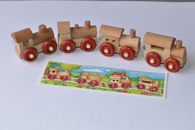 dřevěné mašinky